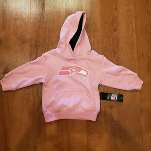 Seattle Seahawks 2t Girls Hoodie